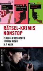 Rätsel-Krimis nonstop (ebook)