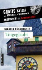 Totgeglaubt (ebook)