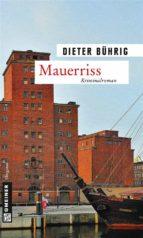Mauerriss (ebook)