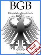 BGB (ebook)