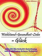 WOHLSTAND + GESUNDHEIT X LIEBE = GLÜCK