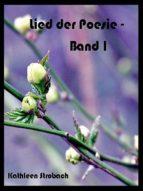 LIED DER POESIE - BAND 1