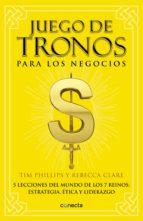 Juego de tronos para los negocios (ebook)
