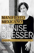 Manifiesto mexicano (ebook)