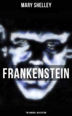 FRANKENSTEIN (The Original 1818 Edition) (ebook)