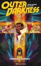 Outer Darkness nº 01 (ebook)