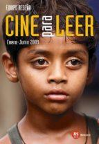 Cine para leer 2009 Enero-junio