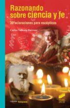 Razonando sobre ciencia y fe (ebook)