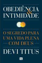 Obediência e intimidade (ebook)