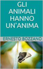 Gli animali hanno un'anima? (ebook)
