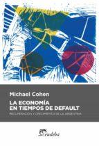 La economía en tiempos de default (ebook)