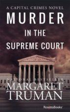 Murder in the Supreme Court (ebook)