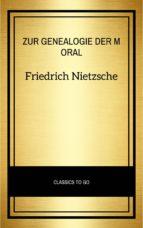 Zur Genealogie der Moral (ebook)