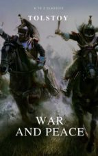 War and Peace (Complete Version, Active TOC) (A to Z Classics) (ebook)