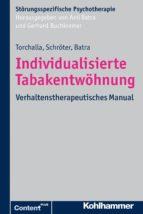 Individualisierte Tabakentwöhnung (ebook)