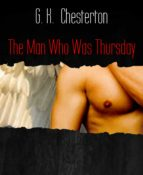 The Man Who Was Thursday (ebook)