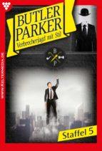 Butler Parker Staffel 5 – Kriminalroman (ebook)