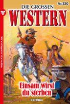 Die großen Western 220 (ebook)
