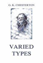 Varied Types (ebook)