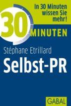 30 Minuten Selbst-PR (ebook)