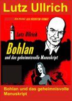Bohlan und das geheimnisvolle Manuskript (ebook)