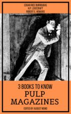 3 BOOKS TO KNOW PULP MAGAZINES