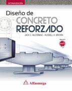 Diseño de concreto reforzado 8ª Edición