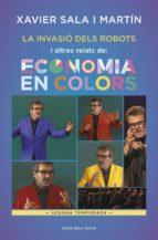 La invasió dels robots i altres relats d'Economia en colors (ebook)