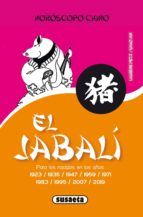 Jabalí (ebook)