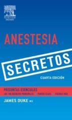 Anestesia. Secretos (ebook)