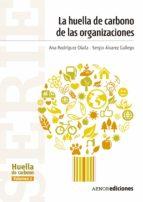 Huella de carbono de las organizaciones (ebook)