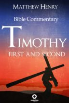 First and Second Timothy - Complete Bible Commentary Verse by Verse (ebook)