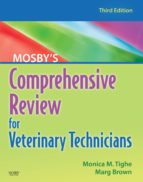Mosby's Comprehensive Review for Veterinary Technicians - E-Book (ebook)