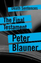 The Final Testament (ebook)