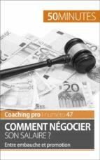 Comment négocier son salaire? (ebook)