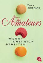 THE AMATEURS - Wenn drei sich streiten (ebook)
