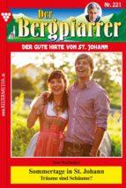 Der Bergpfarrer 221 – Heimatroman (ebook)
