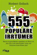 555 populäre Irrtümer (ebook)