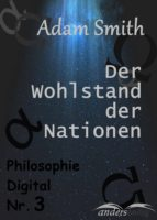 Der Wohlstand der Nationen (ebook)