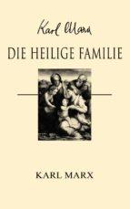 Die heilige Familie (ebook)