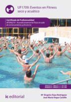 Eventos en Fitness seco y acuático. AFDA0210  (ebook)