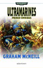 Ultramarines. Primer ómnibus (ebook)
