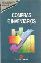 Compras e inventarios (ebook)