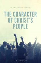 The character of Christ's people (ebook)