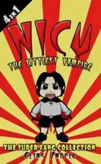 Nicu - The Littlest Vampire (ebook)