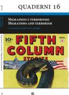 Migrazioni e terrorismo. Migrations and terrorism (ebook)