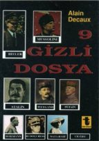 9 Gizli Dosya (ebook)