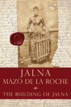 The Building of Jalna (ebook)