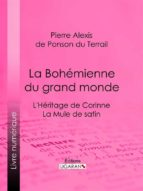 La Bohémienne du grand monde (ebook)