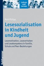 Lesesozialisation in Kindheit und Jugend (ebook)